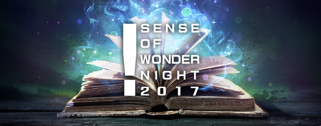 SENSE OF WONDER NIGHT 2017