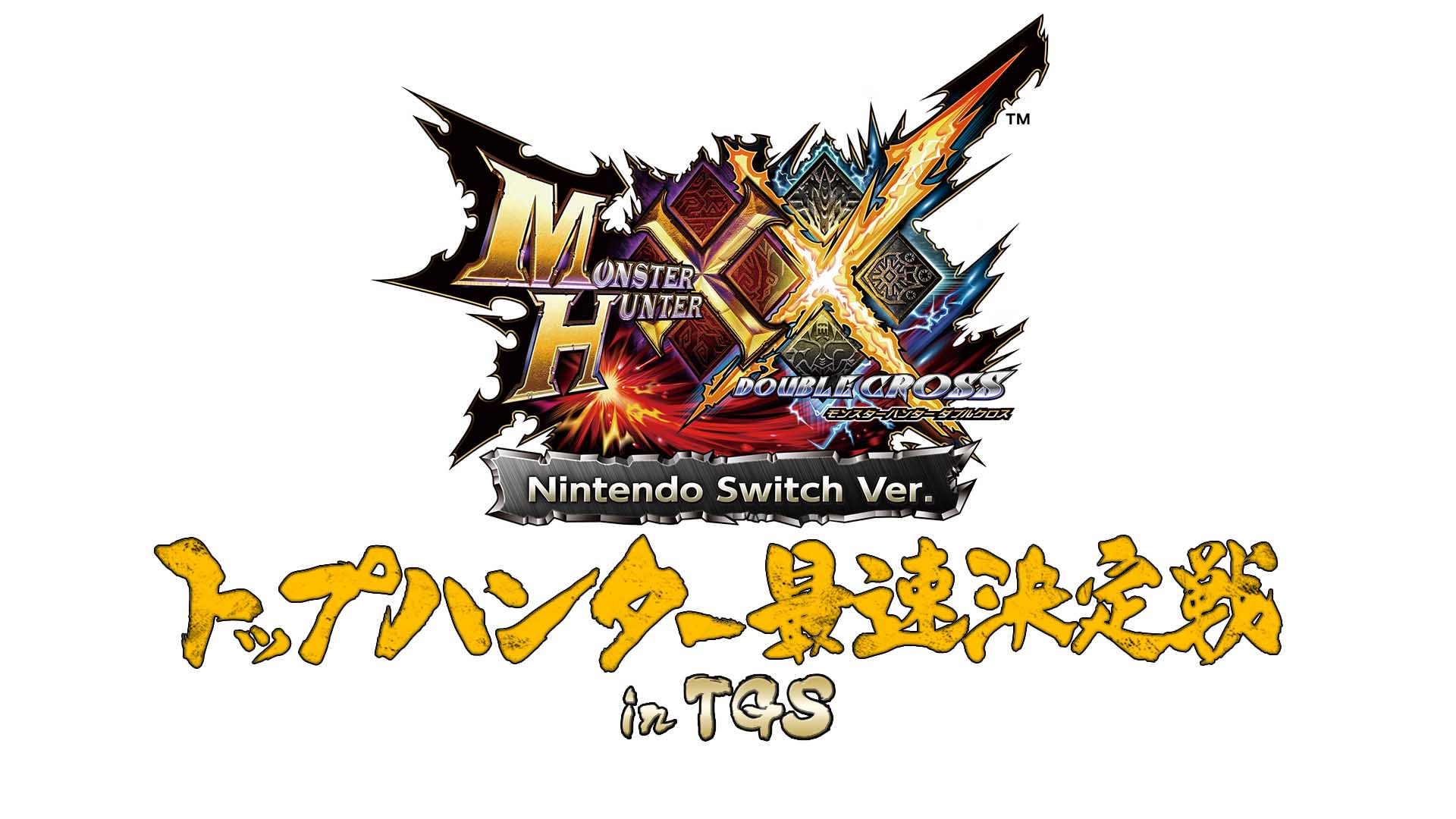 Monster Hunter Double Cross Nintendo Switch Ver
