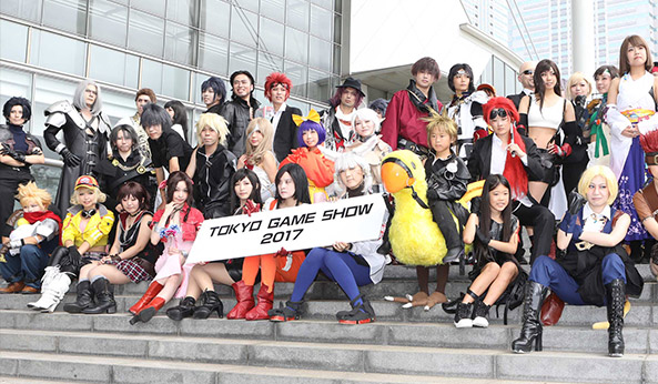 Cosplay Area Stage