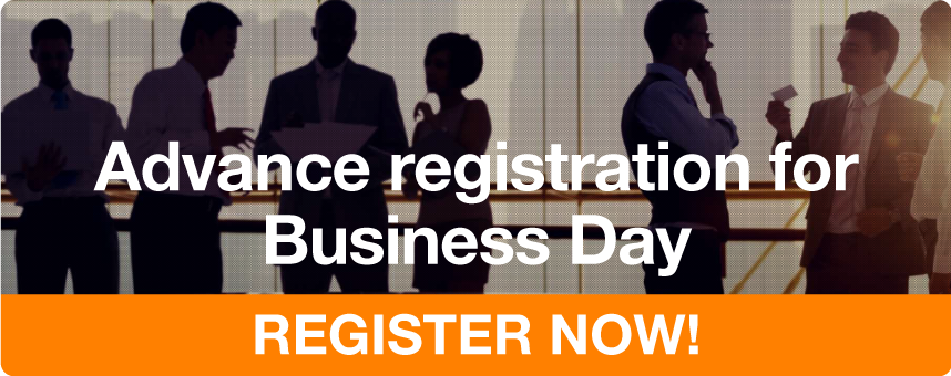 Advance registration for Business Day Start on Late July!